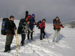 Falešný lyže 2010 (29.-31. 1. 2010)