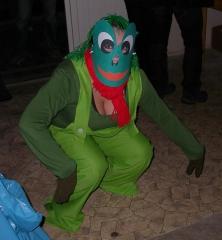 Falešná žába